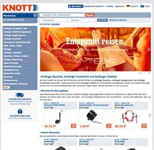 knott online shop